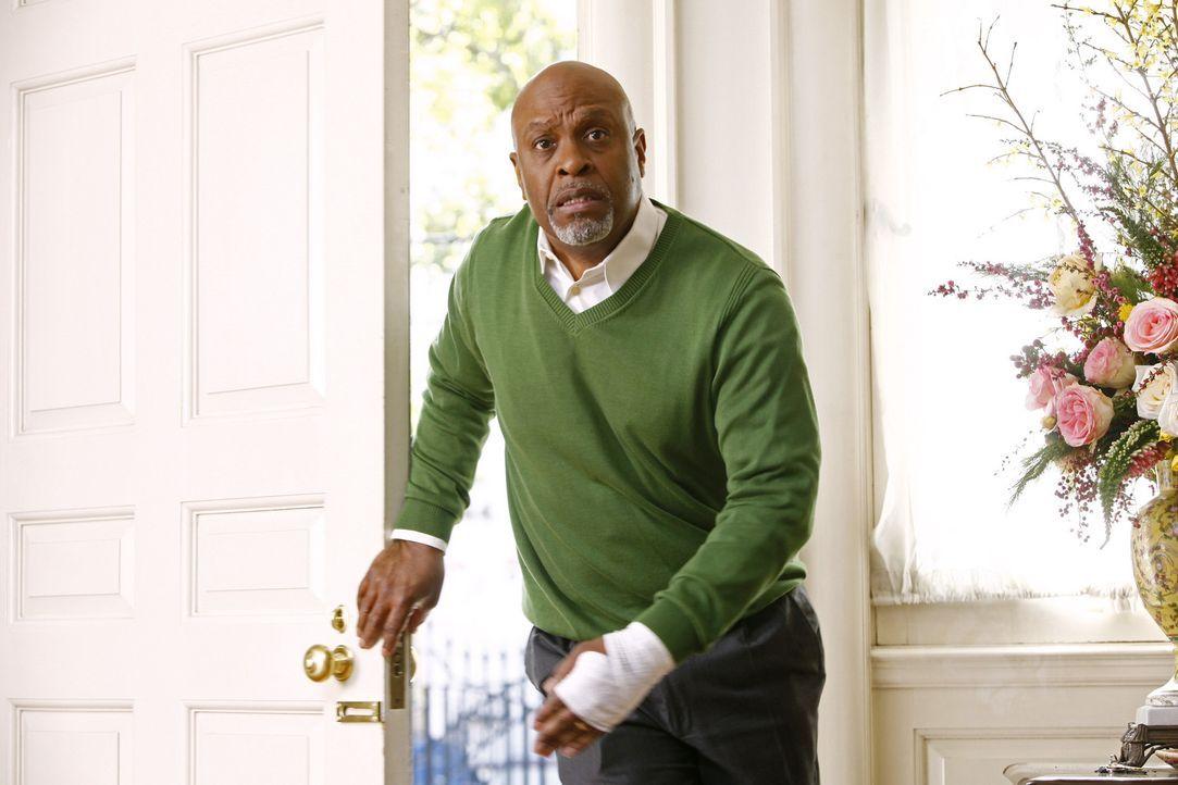 Macht sich große Sorgen um seine Frau Adele: Richard (James Pickens jr.) ... - Bildquelle: ABC Studios