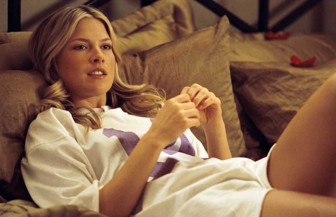Fährt starke Geschütze auf, um dem Opfer ihrer Begierde an die Wäsche gehen zu können: Stalkerin: Lisa (Ali Larter) ... - Bildquelle: 2009 Screen Gems, Inc. All Rights Reserved.