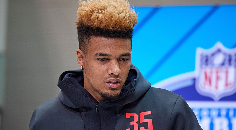 Gewinner: Equanimeous St. Brown (Wide Receiver von Notre Dame) - Bildquelle: imago/Icon SMI