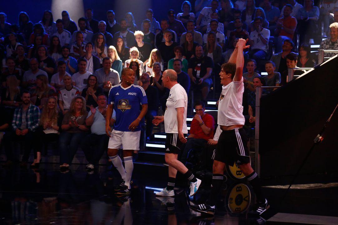ProSieben Länderspiel_4 - Bildquelle: ProSieben