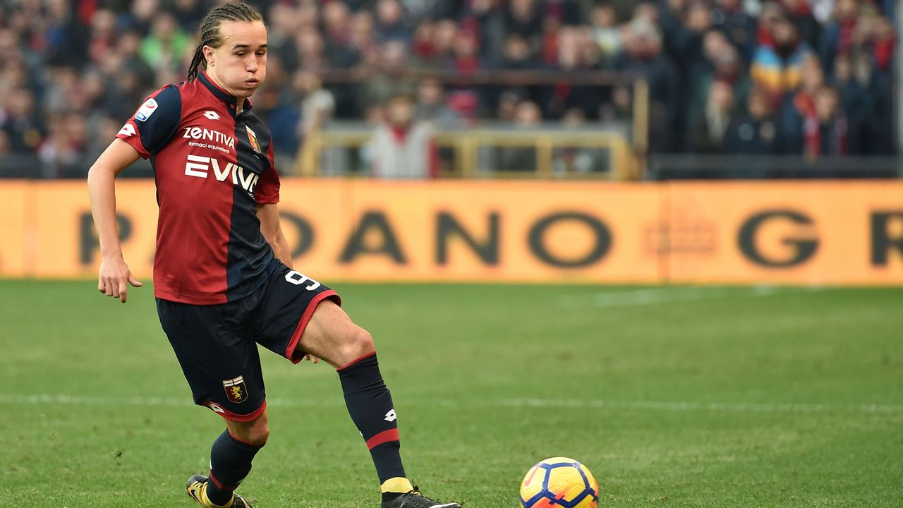 Diego Laxalt (Zugang AC Milan) - Bildquelle: PEGASONEWSPORT