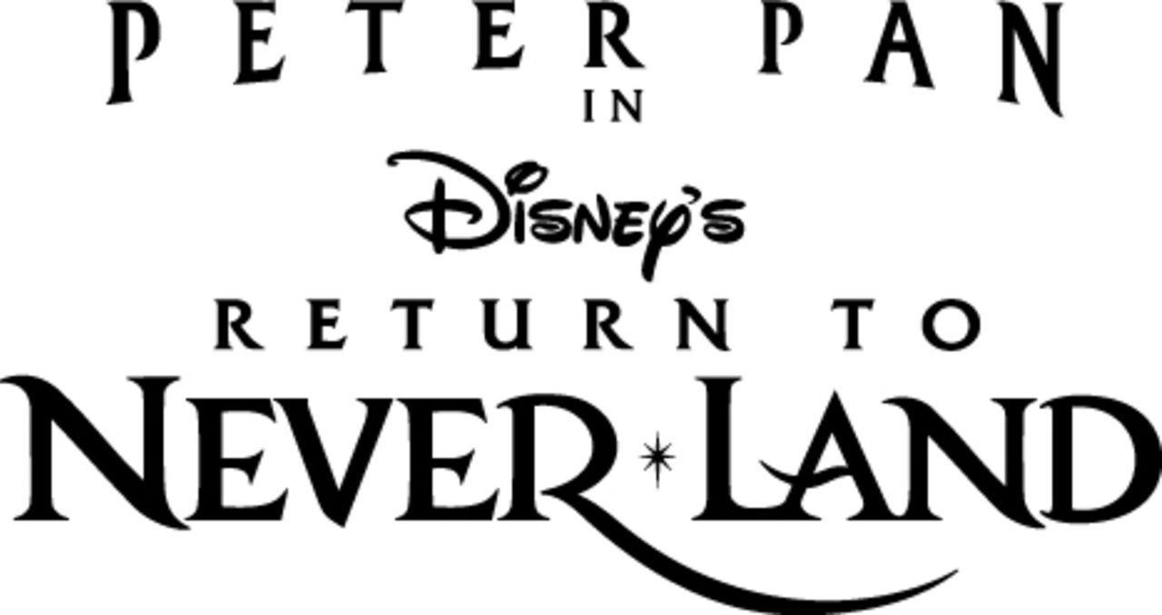 Logo von Walt Disney's Peter Pan: Neue Abenteuer in Nimmerland ... - Bildquelle: Disney
