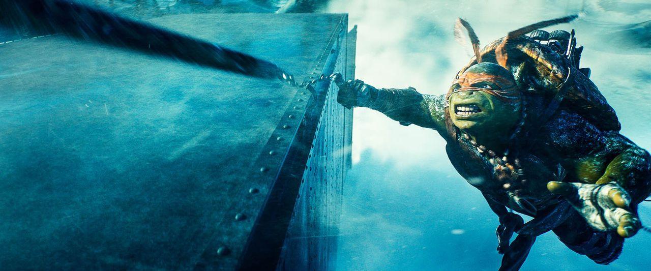 teenage-mutant-ninja-turtles-19-Paramount-Pictures - Bildquelle: Paramount Pictures