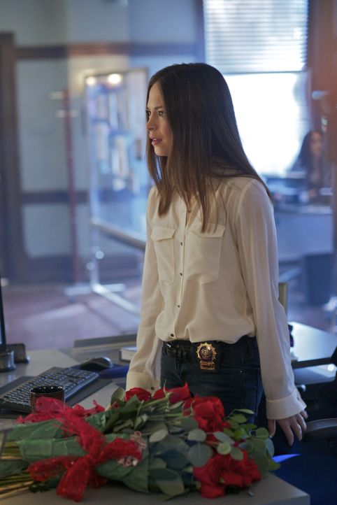 Wem kann Catherine Chandler (Kristin Kreuk) noch vertrauen? - Bildquelle: 2013 The CW Network. All Rights Reserved.
