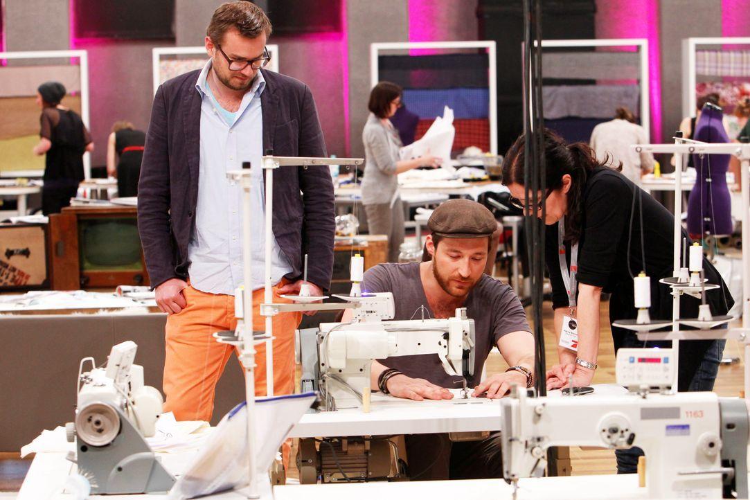 Fashion-Hero-Epi01-Atelier-28-ProSieben-Richard-Huebner - Bildquelle: ProSieben / Richard Huebner