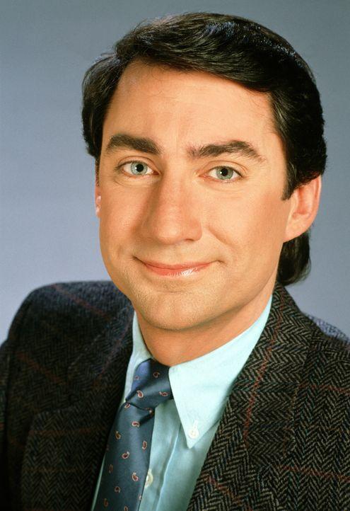 (1. Staffel) - Ein Freund und Nachbar der schrecklich netten Familie: Steve Rhoades (David Garrison) - Bildquelle: Sony Pictures Television International. All Rights Reserved.