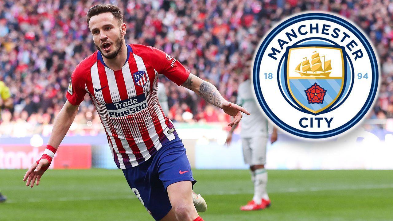 Saul Niguez (Atletico Madrid) - Bildquelle: Getty Images