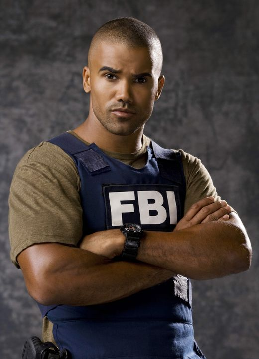 (3. Staffel) - Mit seiner Hilfe erhält jeder Serientäter die gerechte Strafe: Special Agent Derek Morgan (Shemar Moore) ... - Bildquelle: Touchstone Television