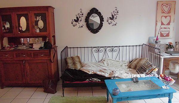 Sabines Wohnzimmer