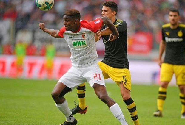 Sergio Cordova (l.) ist gegen Hoffenheim fraglich