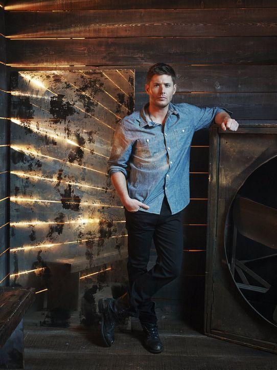 (11. Staffel) - Wie groß ist der Einfluss der Finsternis auf Dean (Jensen Ackles) wirklich? - Bildquelle: 2013 Warner Brothers