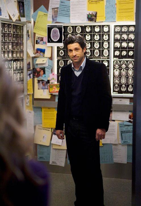 Plant eine große Überraschung im Aufzug für Meredith: Derek (Patrick Dempsey) ... - Bildquelle: Touchstone Television