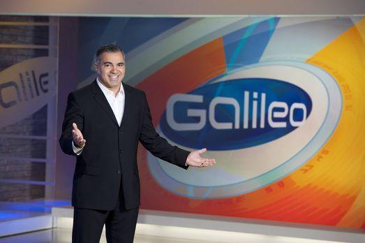 """Galileo - """"Galileo"""" das Wissensmagazin wird von Aiman Abdallah präs..."""