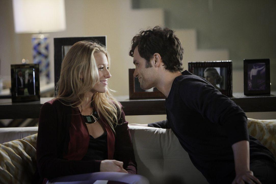 Dan und Serena - Bildquelle: Warner Bros. Television
