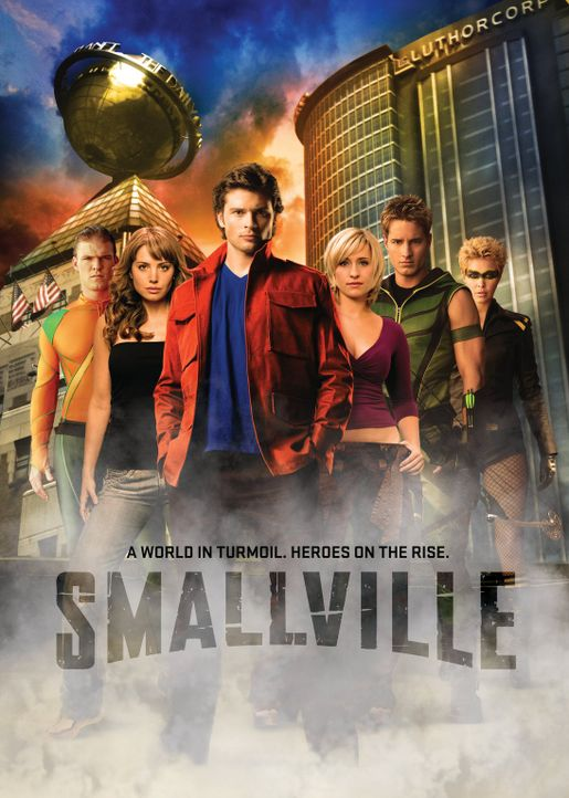 (8. Staffel) - SMALLVILLE - Artwork - Bildquelle: Warner Bros.