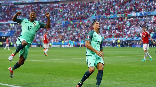 Portugal Vs Frankreich Der Weg Ins Em Finale 2016