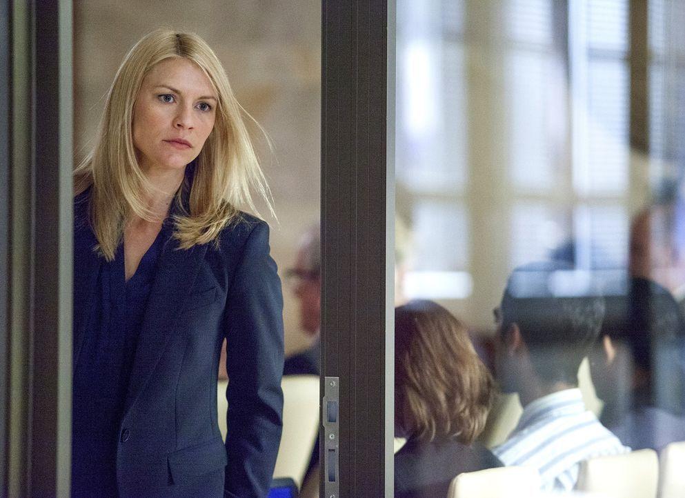 Wird es Carrie (Claire Danes) gelingen, Saul zu befreien? - Bildquelle: Homeland   2014 Twentieth Century Fox Film Corporation
