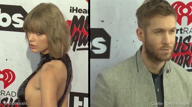Calvin Harris Und Taylor Swift: Streit