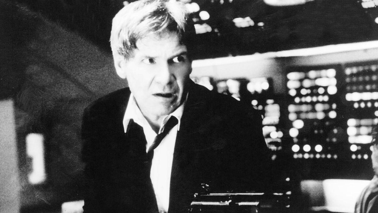 "Harrison Ford in ""Air Force One"" (1997) - Bildquelle: AFP"