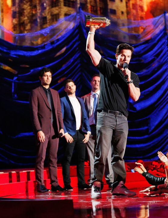 MTV-Movie-Awards-Mark-Wahlberg-140313-getty-AFP - Bildquelle: getty-AFP