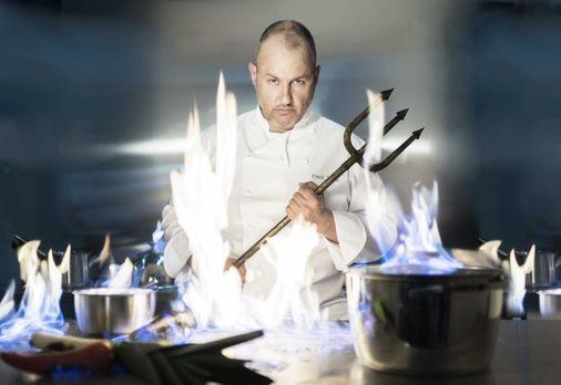 """Hell's Kitchen - """"Hell's Kitchen"""" - die härteste und heißeste Küche..."""