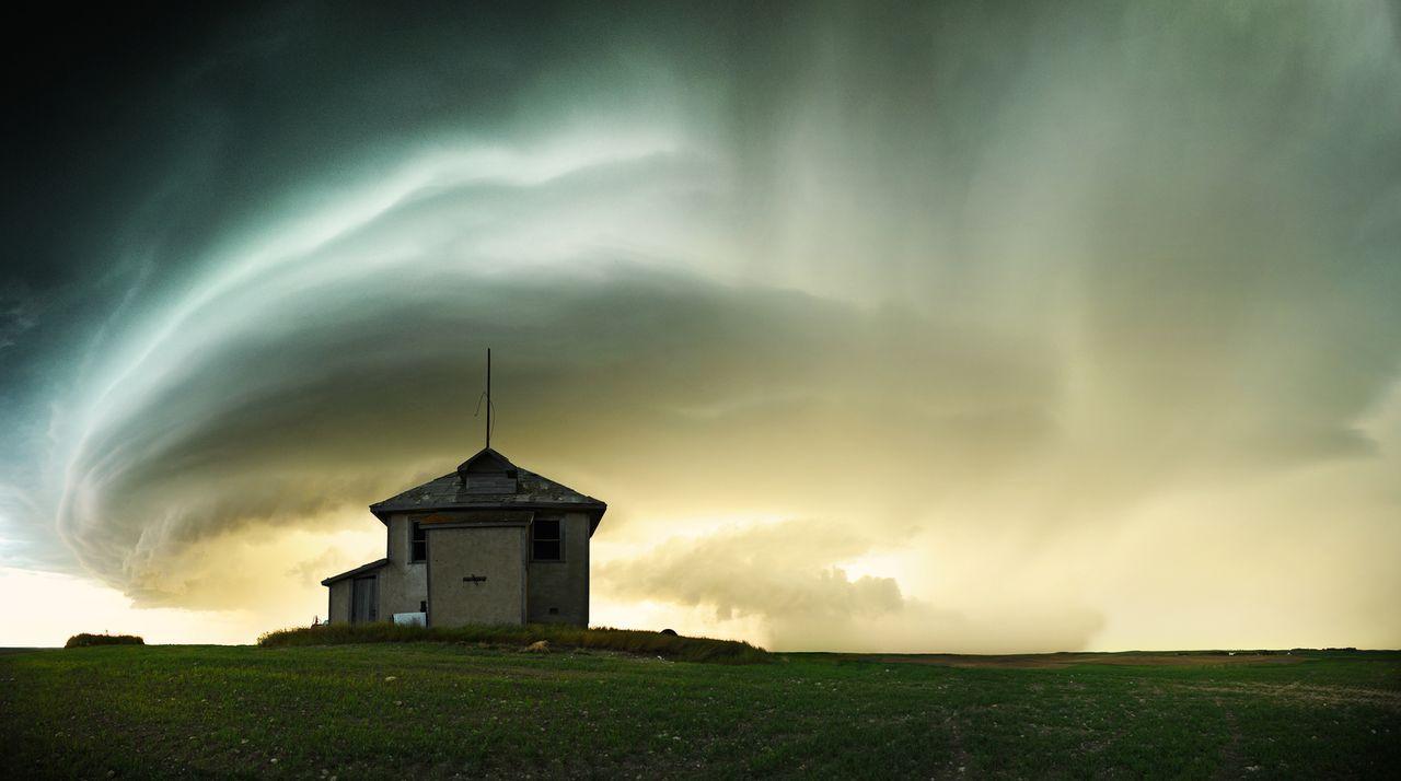 Nichts ist mit dem unbändigen Zorn eines Tornados vergleichbar ...