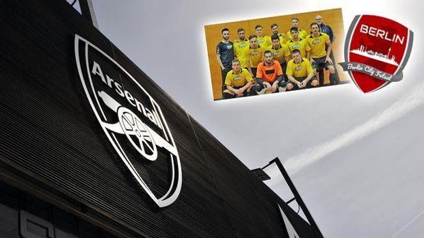 Arsenal Berlin heißt jetzt Berlin City Futsal