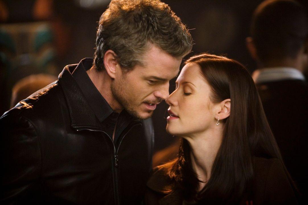Wird Mark (Eric Dane, l.) wirklich zu Lexie (Chyler Leigh, r.) stehen, oder erhofft er sich nur eine schnelle Nummer? - Bildquelle: Touchstone Television