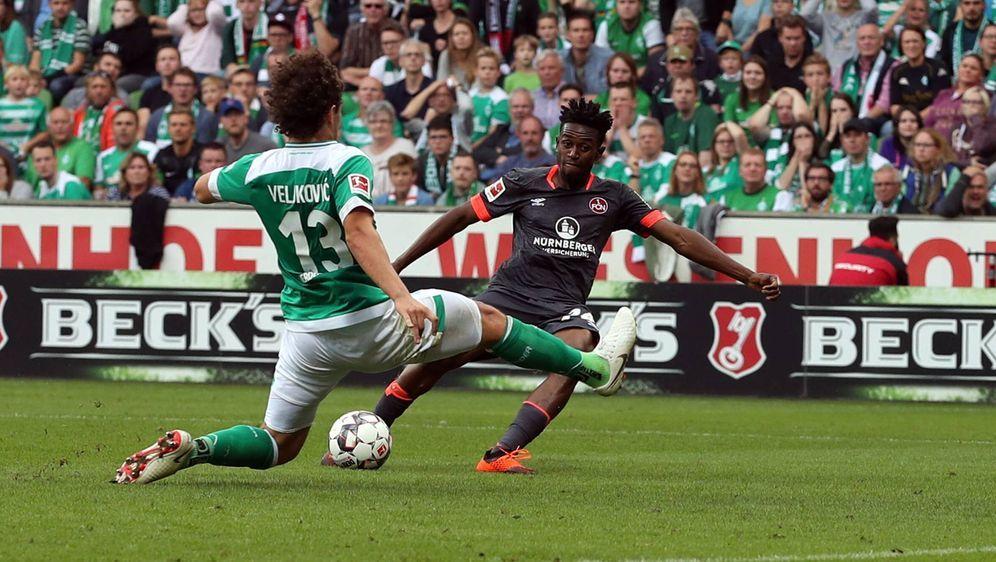 Bremen verschenkt zwei Punkte. - Bildquelle: 2018 imago