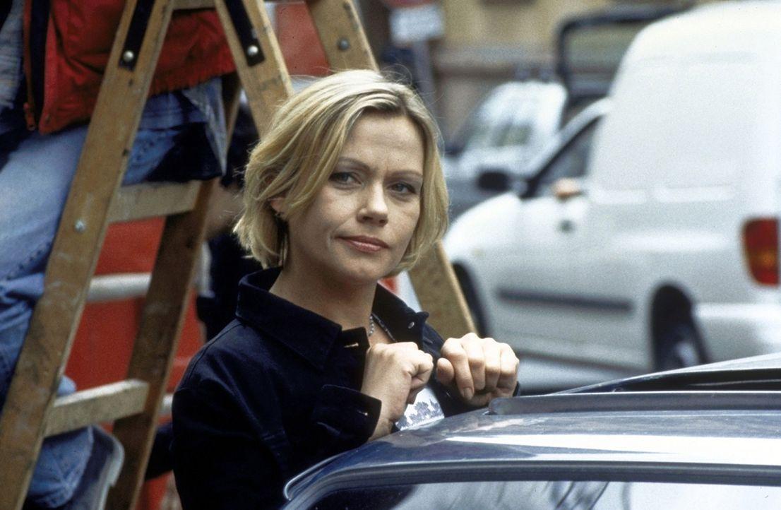 Gefangene ihres Herzens: Marie (Jennifer Nitsch) findet ihr Lebensglück nicht bei einem, sondern gleich bei zwei Männern ... - Bildquelle: ProSieben