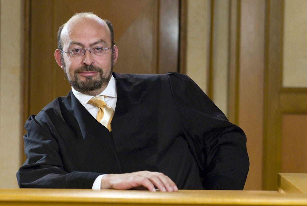 Rechtsanwalt Uwe Krechel - Bildquelle: Sat.1