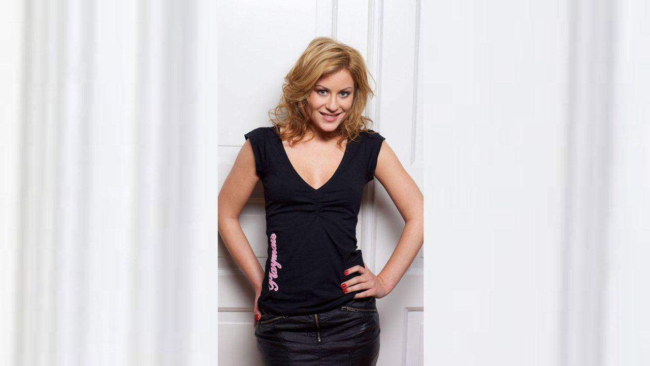 Christine Last - Bildquelle: Alan Ovaska für Playboy 04/2012