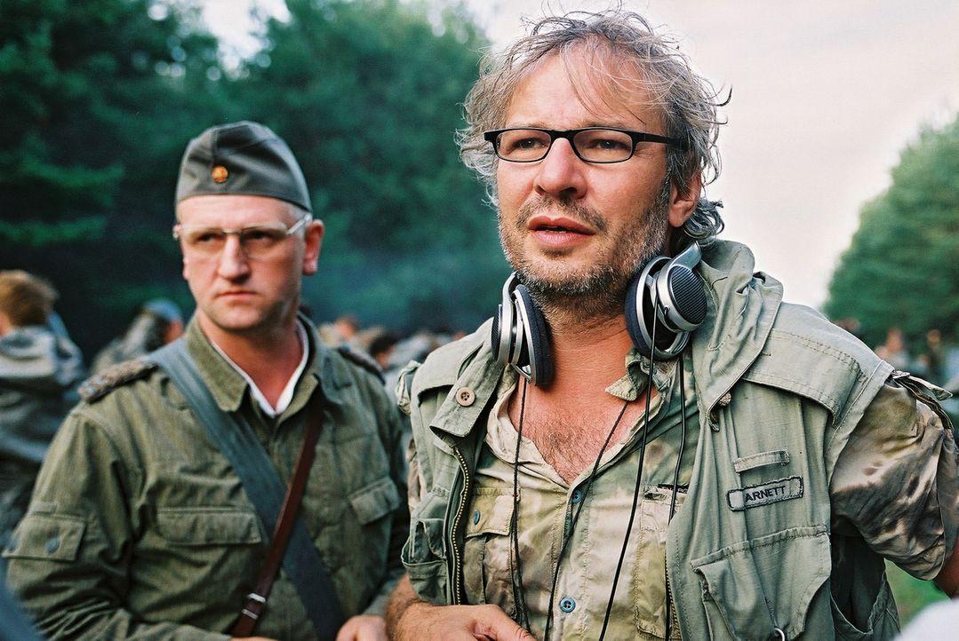 Leander Haußmanns Filme tragen immer autobiographische Züge ... - Bildquelle: Delphi
