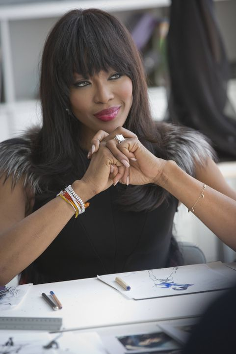 Da Hakeem als Empire's CEO fungiert, kann Camilla (Naomi Campbell) weiterhin Einfluss auf ihn nehmen, während seine Familie versucht, Hakeem zurückz... - Bildquelle: Chuck Hodes 2015-2016 Fox and its related entities.  All rights reserved.
