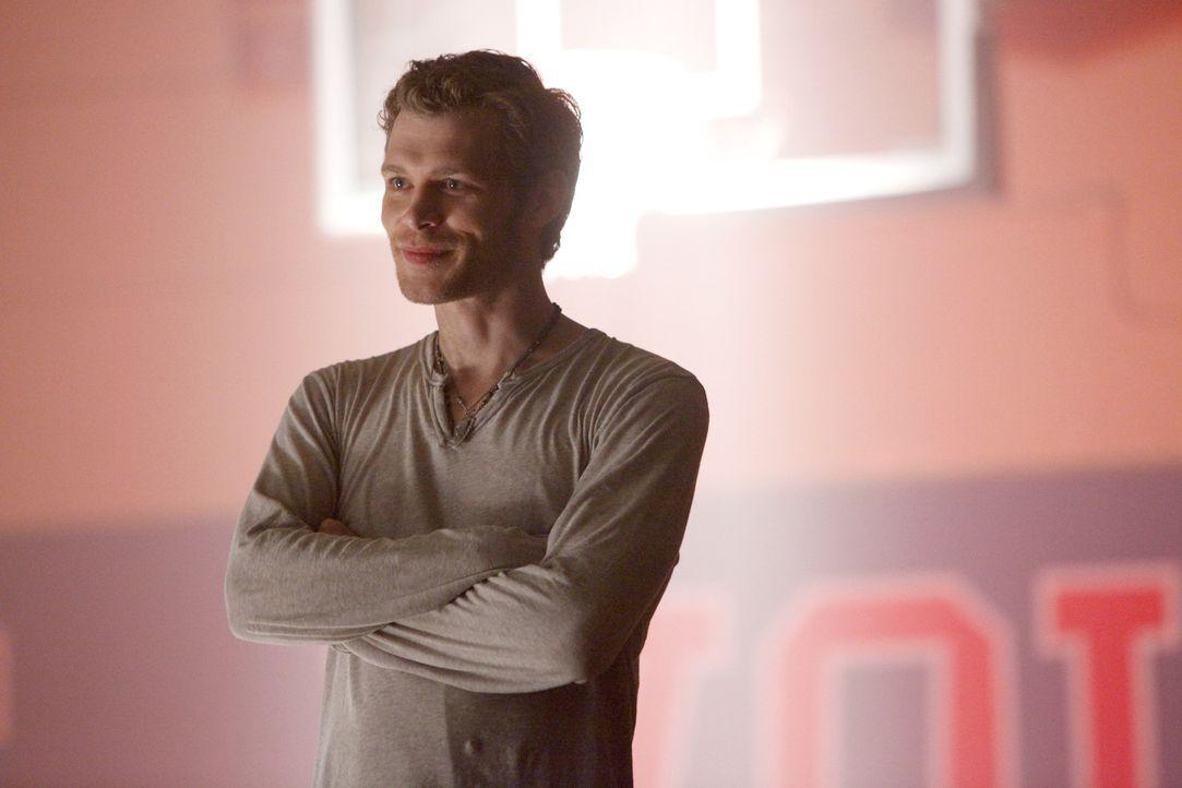 Der hinterhältige Klaus (Joseph Morgan) hat Stefan so manipuliert, dass der unter dem Zwang steht, Elenas Blut trinken zu müssen und sie töten zu... - Bildquelle: Warner Bros. Television