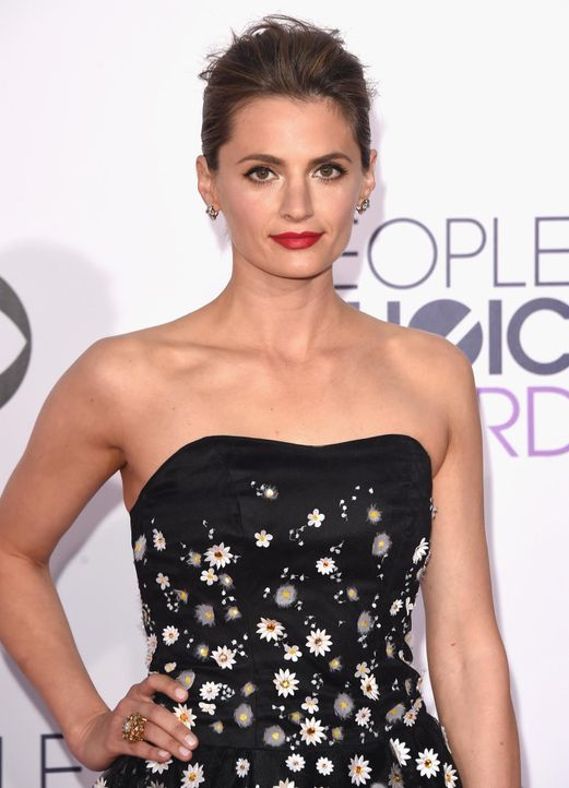 Stana-Katic-150107-4-getty-AFP - Bildquelle: AFP