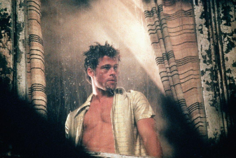Er kämpft für die Freiheit: Tyler Durden (Brad Pitt) ... - Bildquelle: 20th Century Fox