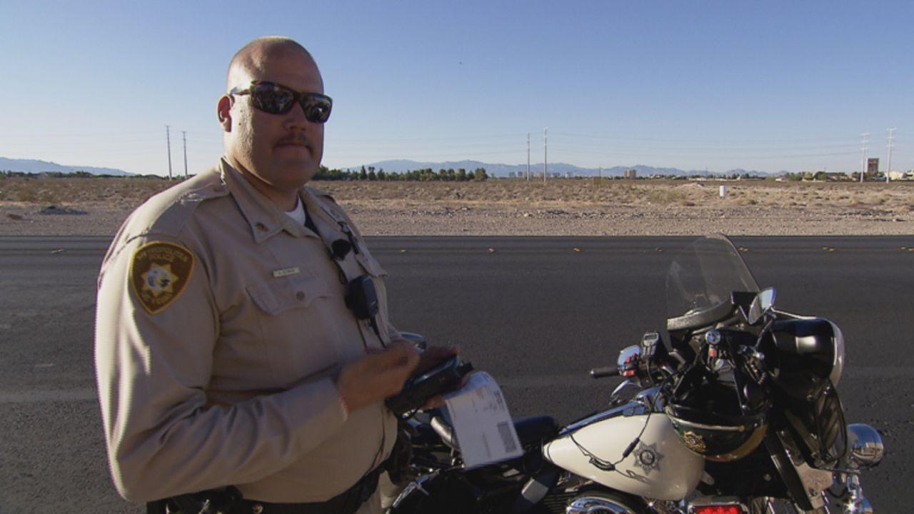 Las Vegas zieht Glücksritter, Touristen und Zocker an. Auch Tausende Deutsche suchen jedes Jahr in der Wüstenmetropole ihr Glück. Doug ist in Heilig... - Bildquelle: SAT.1
