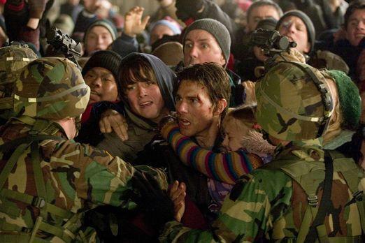 Krieg der Welten - An einem herbstlichen Nachmittag wird der Erde der Krieg e...