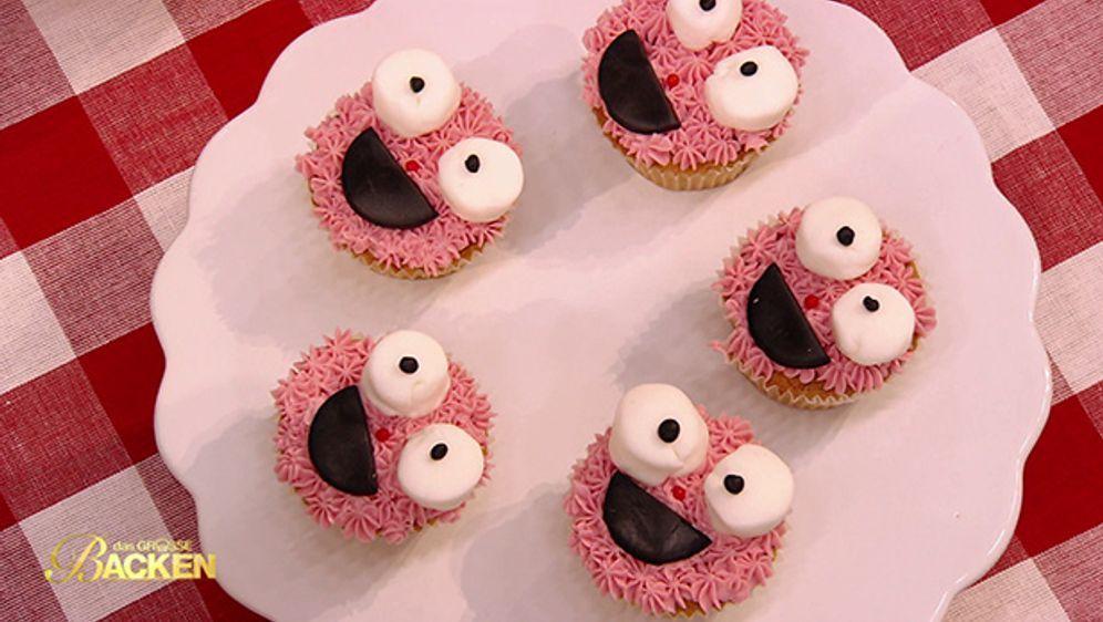 Cupcake Krümelmonster