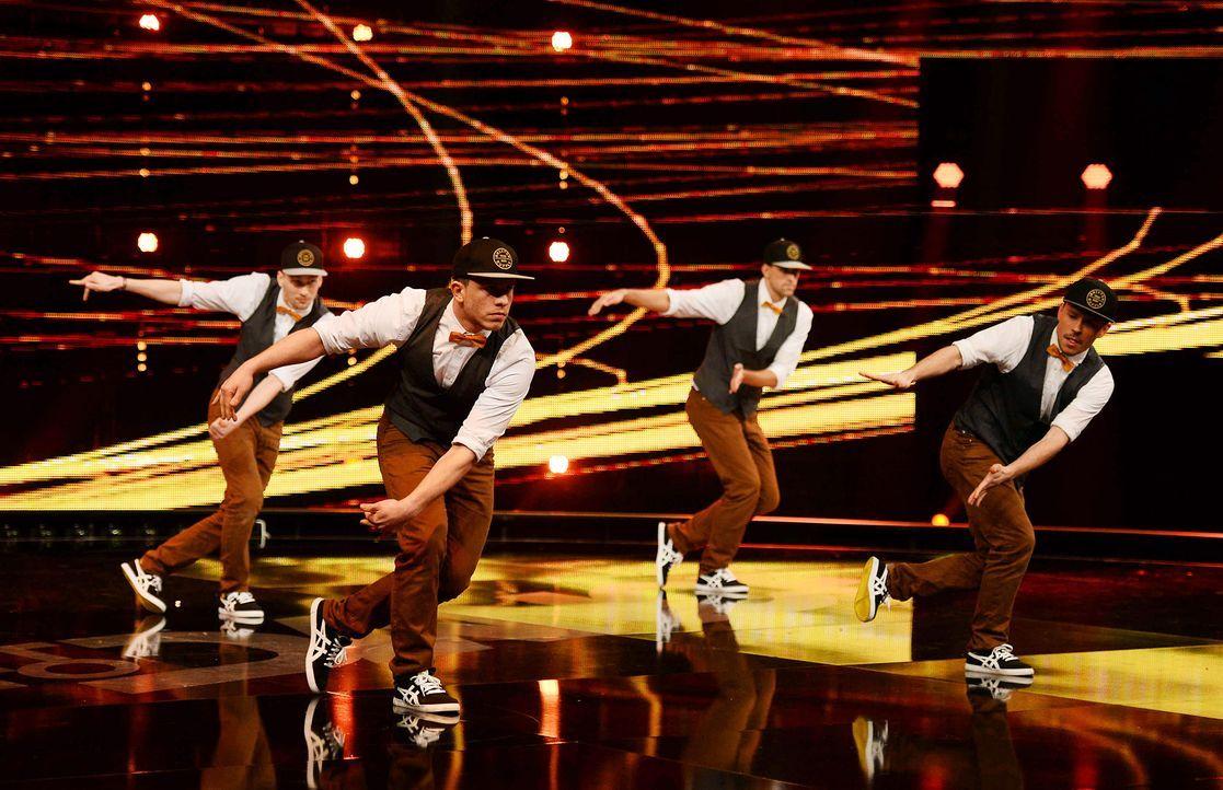 Got-To-Dance-Fothamockaz-01-SAT1-ProSieben-Willi-Weber - Bildquelle: SAT.1/ProSieben/Willi Weber