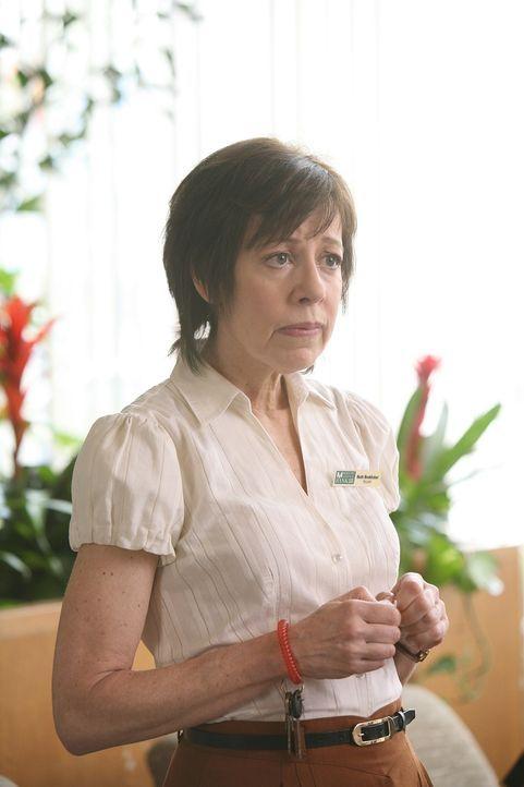 Ruth Boddicker (Allyce Beasley) macht sich Sorgen, dass ihr Traum von einem Banküberfall real wird ... - Bildquelle: Paramount Network Television