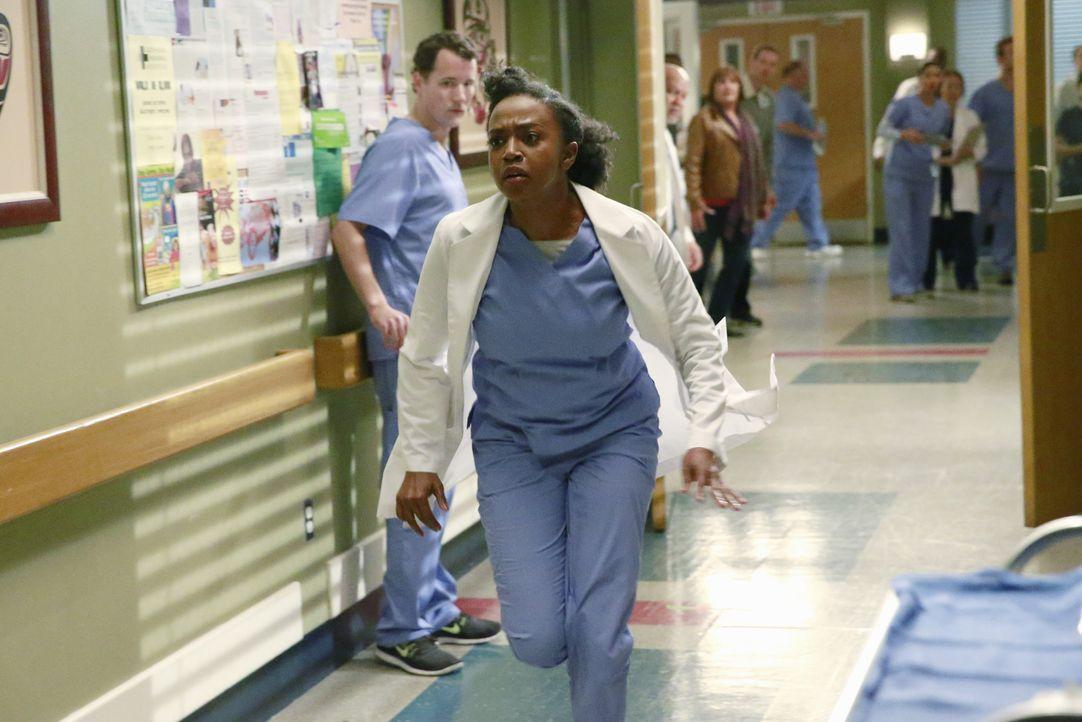 Immer im Einsatz, um Leben zu retten: Stephanie (Jerrika Hinton) ... - Bildquelle: ABC Studios