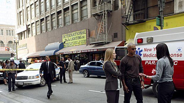 Criminal Minds - Criminal Minds | Am helllichten Tag | Bildergalerie | Filme...