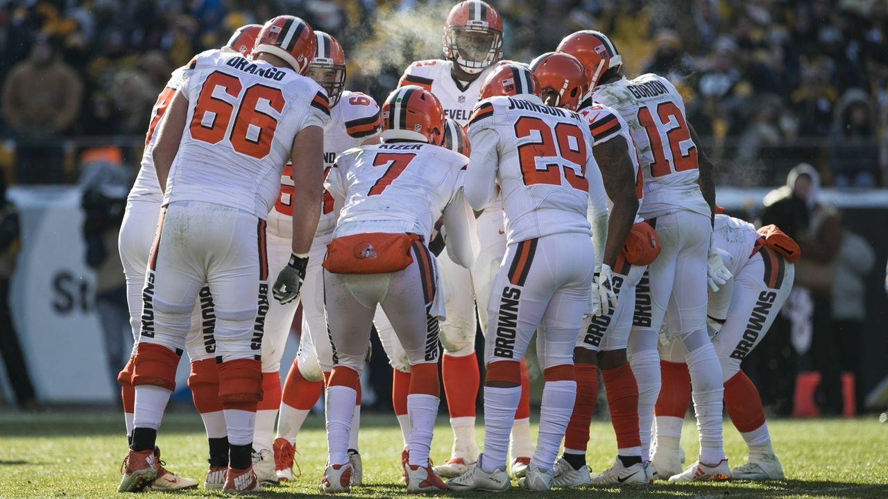 Cleveland Browns (2 Spieler) - Bildquelle: imago/Icon SMI