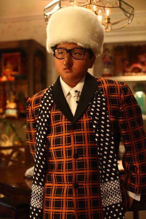 Halloween steht vor der Tür - doch Eddie (Hudson Yang) sieht nicht wirklich begeistert aus ... - Bildquelle: 2015-2016 American Broadcasting Companies. All rights reserved.