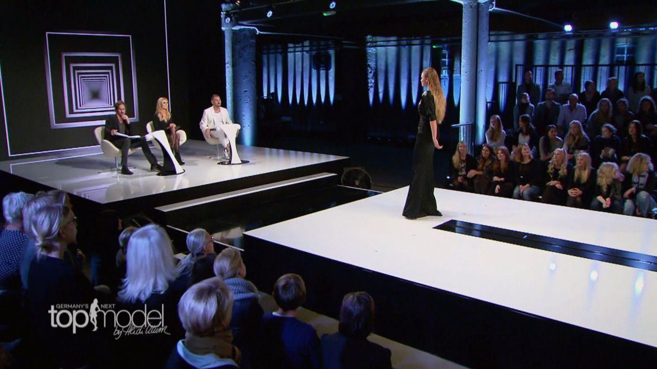 GNTM-11-Sendung01-108 - Bildquelle: ProSieben