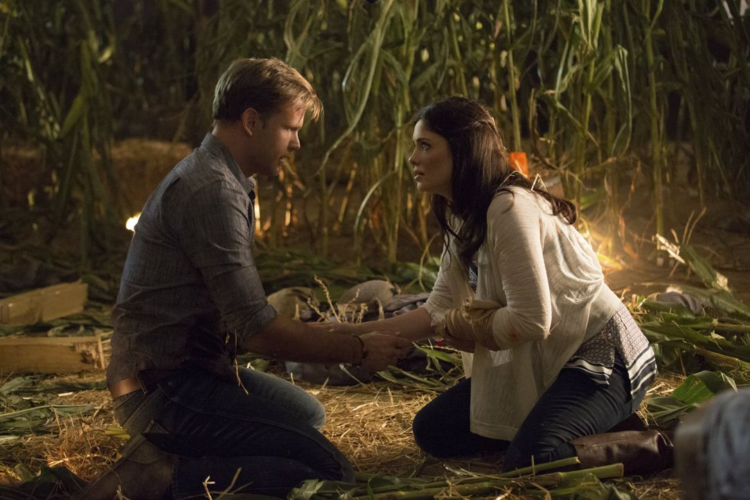 Alaric und Jo - Bildquelle: Warner Bros. Entertainment Inc.
