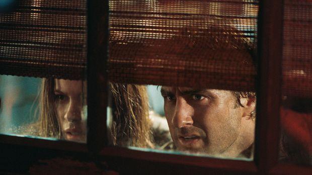 Motel - Ein Paar (v.l.n.r.: Kate Beckinsale, Luke Wilson) strandet in einem a...