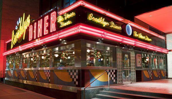 New York Sightseeing: Diese Orte müssen Sie gesehen haben - Bildquelle: Facebook/Brooklyn Diner